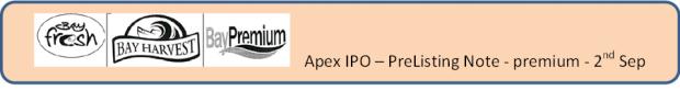 jainmatrix investments, apex frozen foods