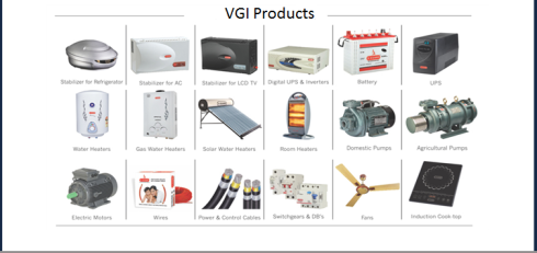 VGuard Products, JainMatrix Investments