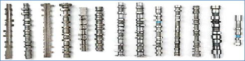 Fig 6 - Camshafts manufactured (Source: RHP), JainMatrix Investments