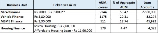 Fig 1 – Key Segments, JainMatrix Investments
